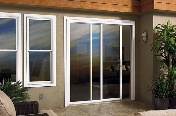 FiberFrame Patio Doors ... & Altenative Window Supply | Patio Door Products | FiberFrame